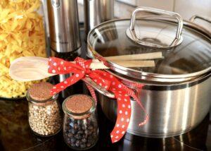 Come preparare la cucina in una casa vacanze